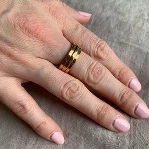 Miansai Gold Cuff Ring